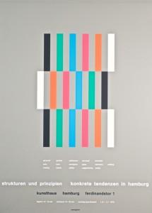 ZE - NEW Almir Mavignier Serigraphic Poster