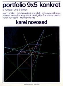 """Karel Novosad """"Portfolio 9x5 Konkret"""""""